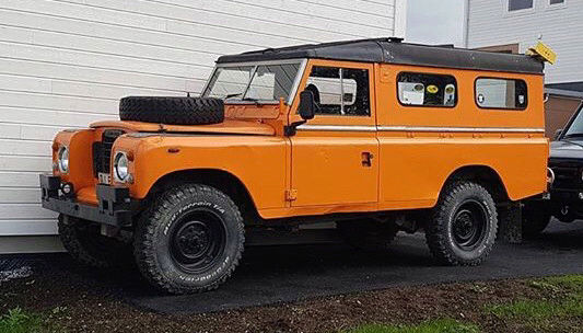 Random Land Rover pics  15219493