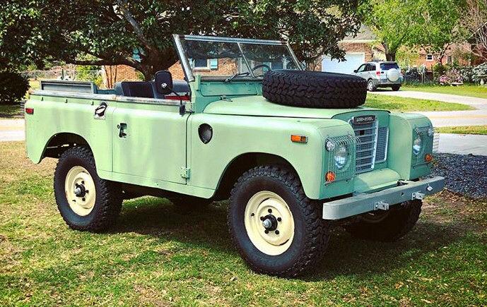 Random Land Rover pics  15219495
