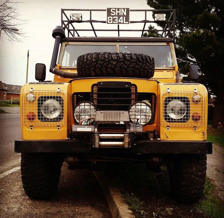 Random Land Rover pics  15219496