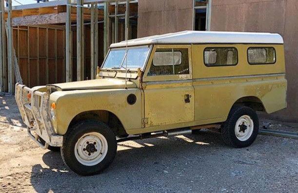 Random Land Rover pics  15220011