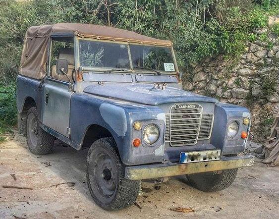 Random Land Rover pics  15220012