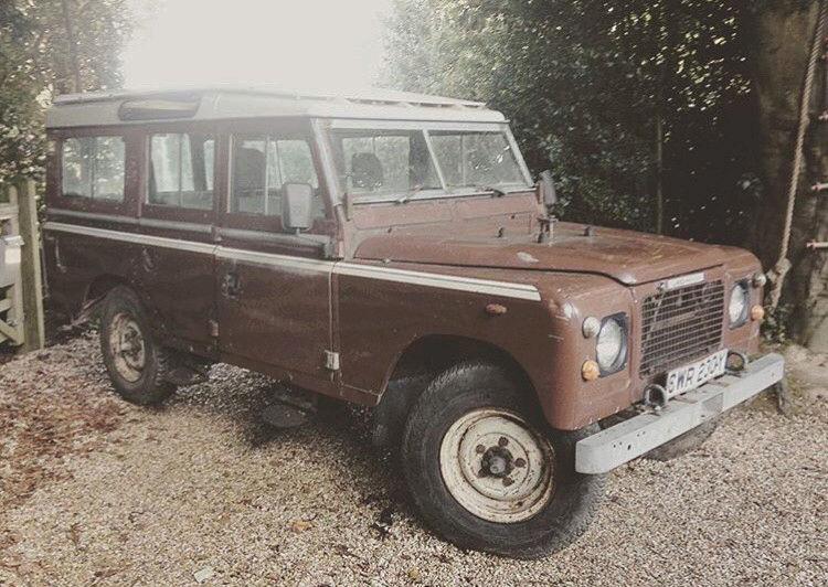Random Land Rover pics  15220014