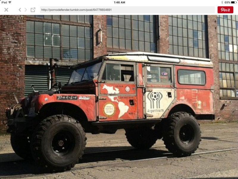 Random Land Rover pics  15220124