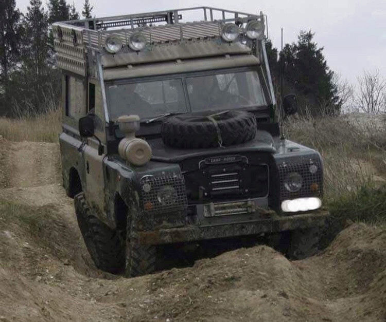 Random Land Rover pics  15220148