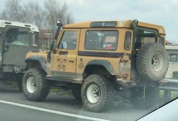 Random Land Rover pics  15220152