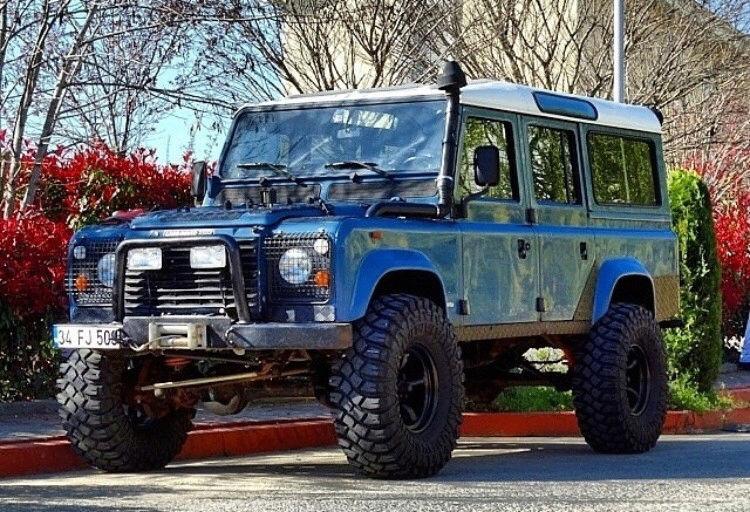 Random Land Rover pics  15220164