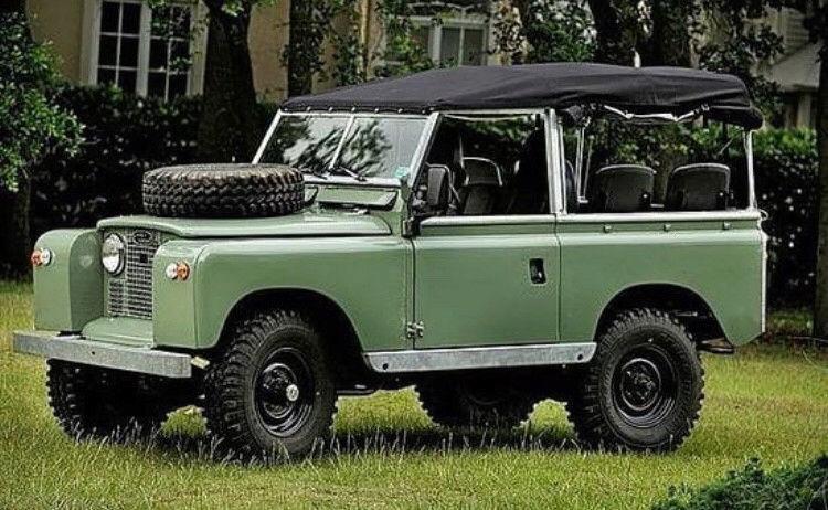 Random Land Rover pics  15221922