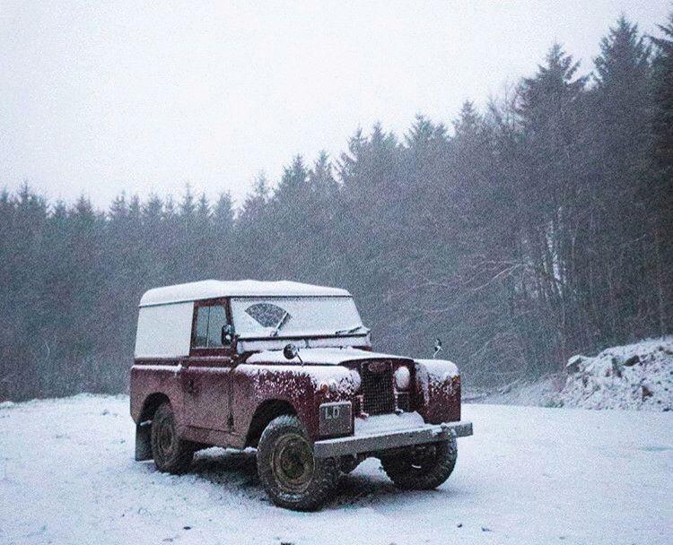 Random Land Rover pics  15223411