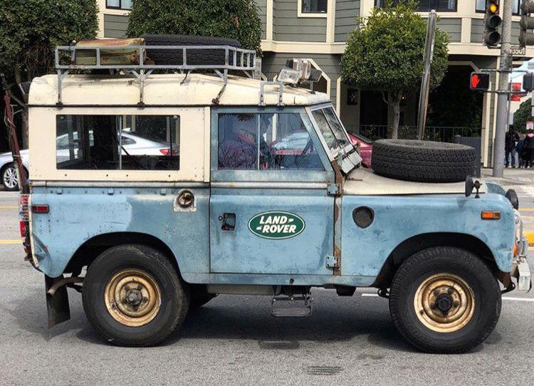 Random Land Rover pics  15223414