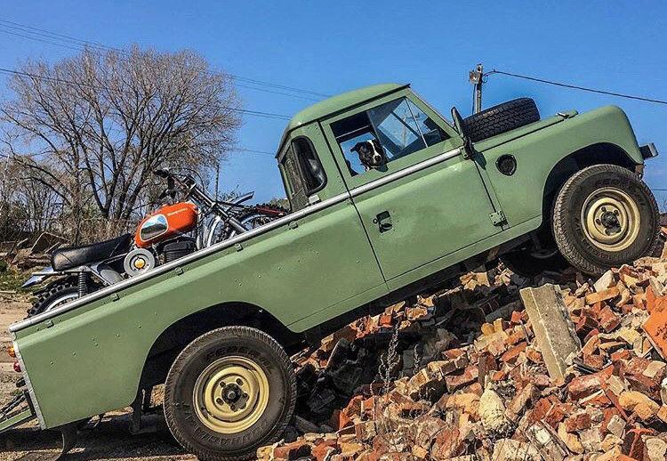 Random Land Rover pics  15225014