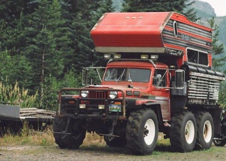 Fun/weird/awwsome campers/adventure rigs 15225813