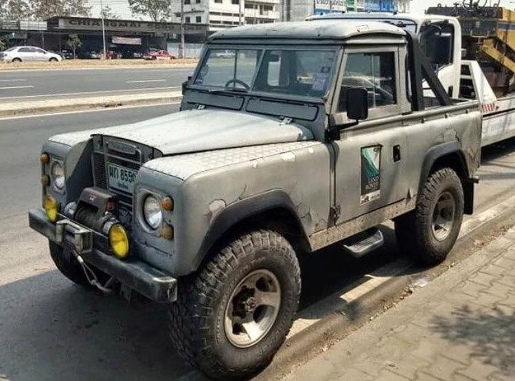 Random Land Rover pics  15225818