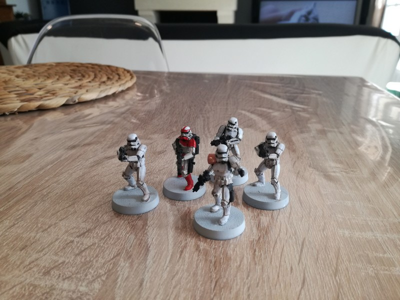 [Legion] Star Wars Legion 20180610