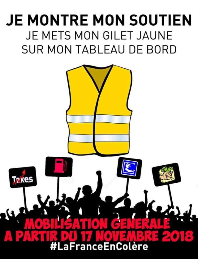 appel a la mobilisation contre l'essence  43754110