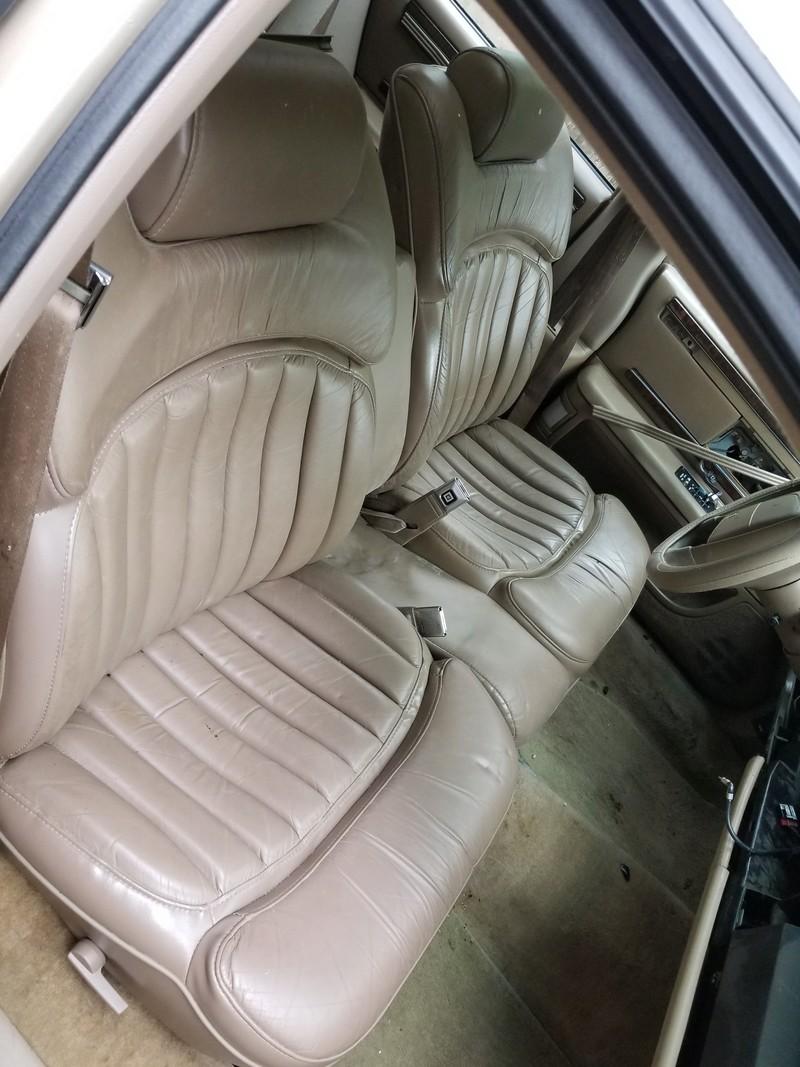 1994 RMW Sandstone/Gold parts car 20180410