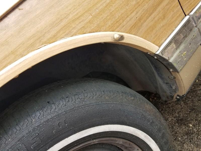 1994 RMW Sandstone/Gold parts car 20180424