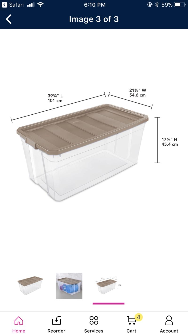 Upgrading the bin! 15269412