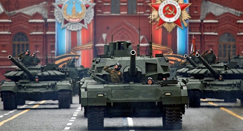 Victory Day Military Parades in Moscow (2010-Present) 20180410
