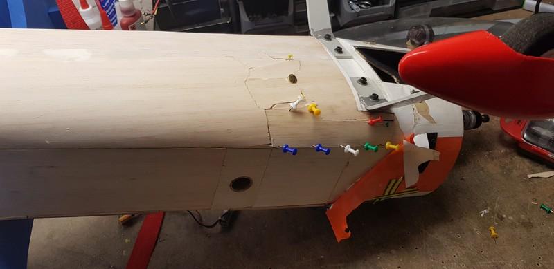 Réparation Yak 54 20180548