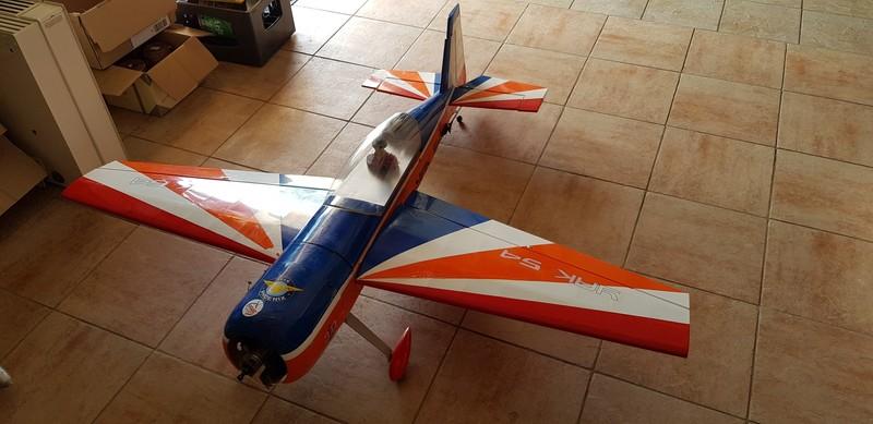 Réparation Yak 54 20180553