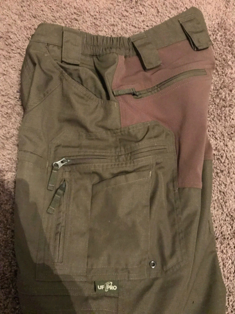 Pantalon uf pro 15252523