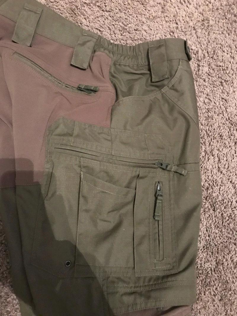 Pantalon uf pro 15252525