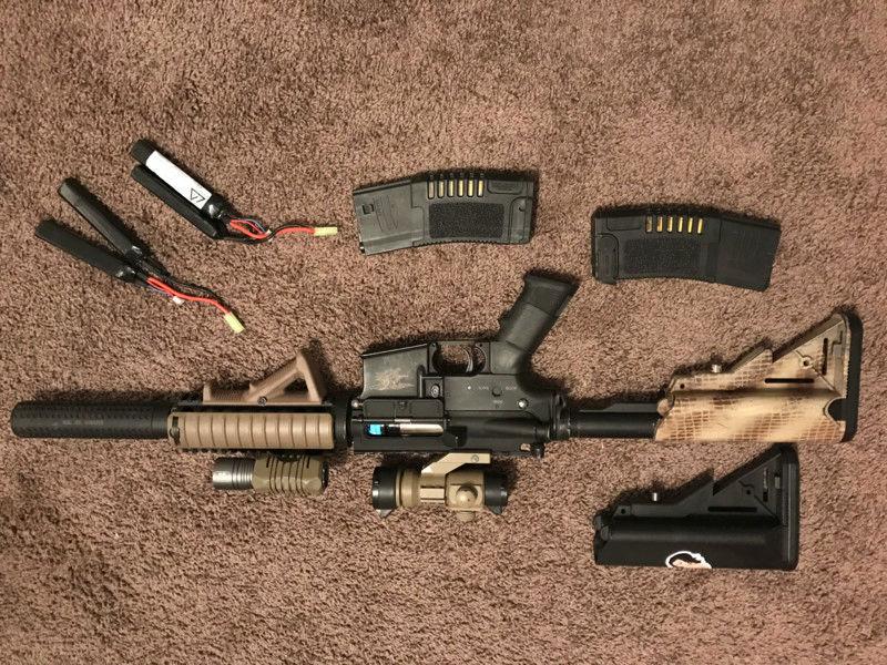 M4 et accessoires 15257312