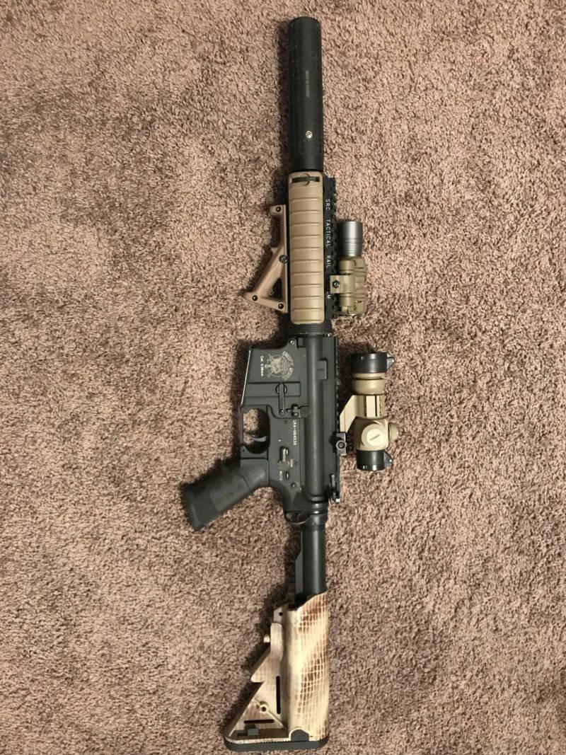 M4 et accessoires 15257317