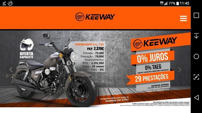 Novos Modelos Keeway para 2018 20180510