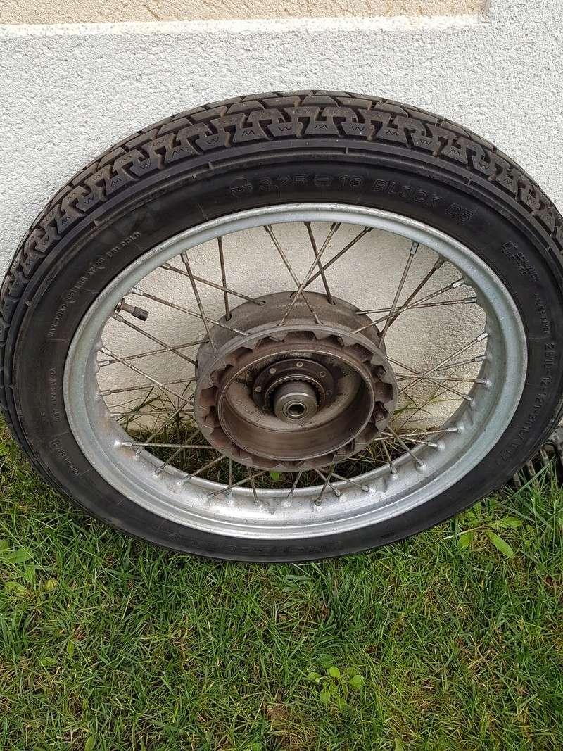 Restaurer une roue de R27 20180518