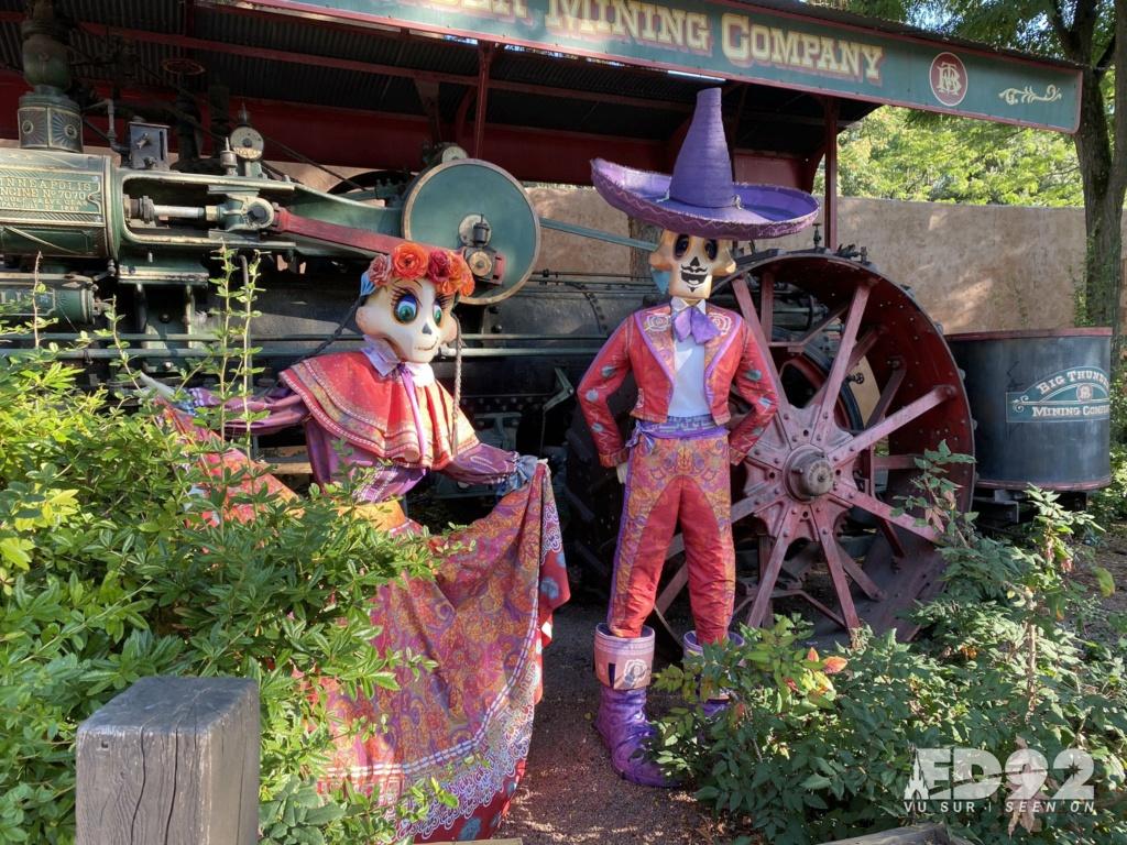 2021 - Festival Halloweem Disney E-wdq410