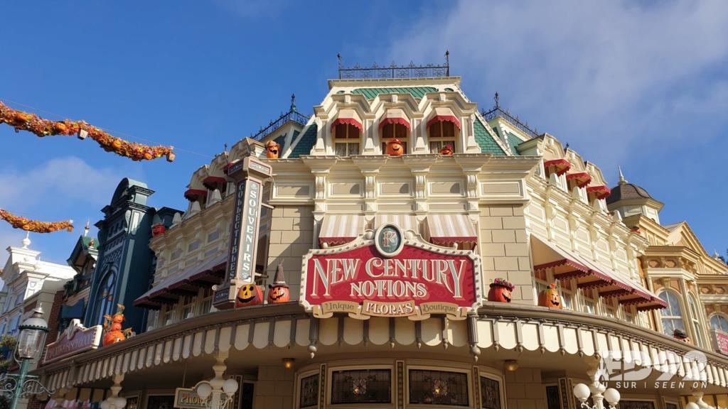 2021 - Festival Halloweem Disney Facyzx13