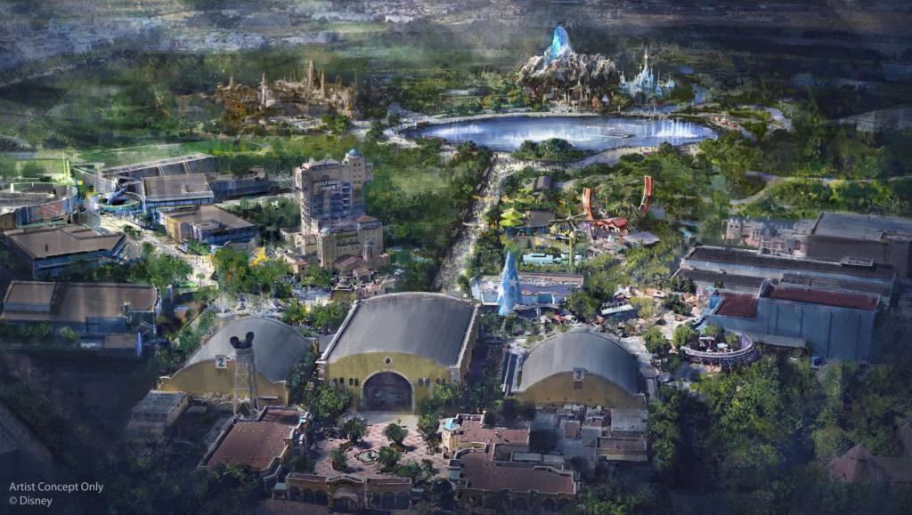 Espansione Walt Disney Studios Park Piano-11