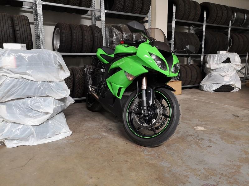 Futur green biker  20180510