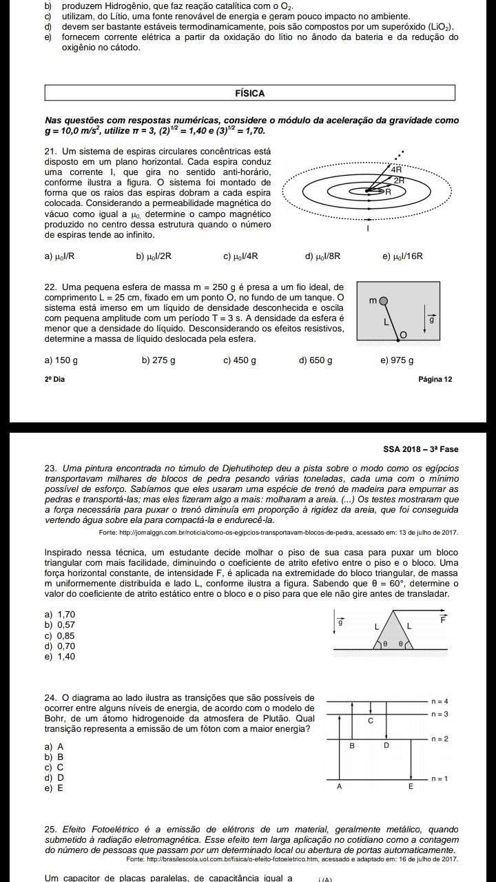 Física-UPE... Socorro! 20180610