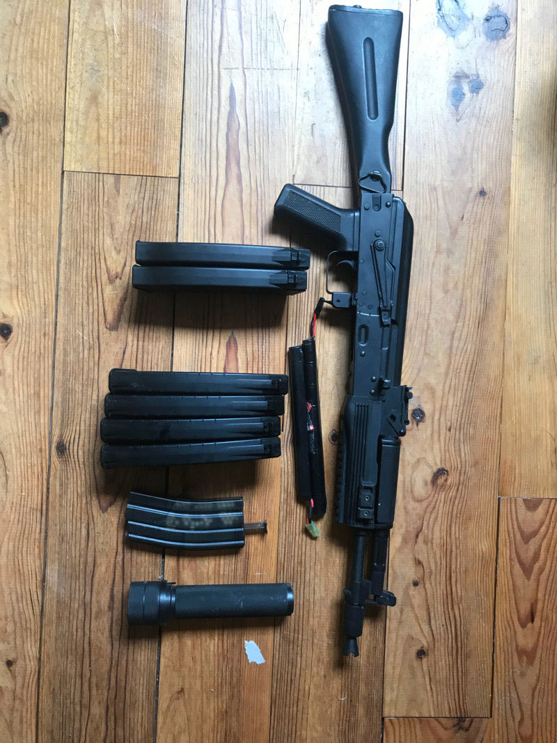 Lot airsoft 15279412
