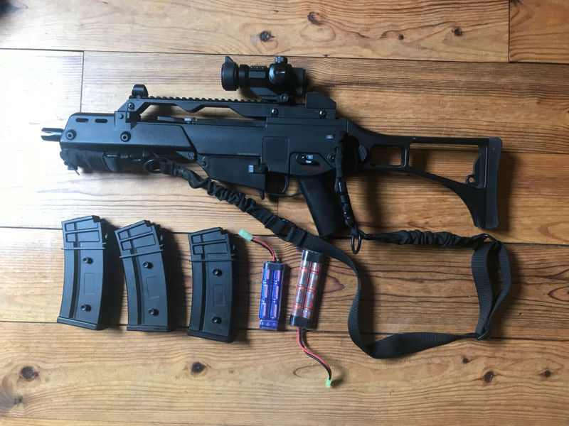 Lot airsoft 15279510