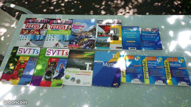 Livres Terminale S - Spé SVT + des Prépabac Livres10