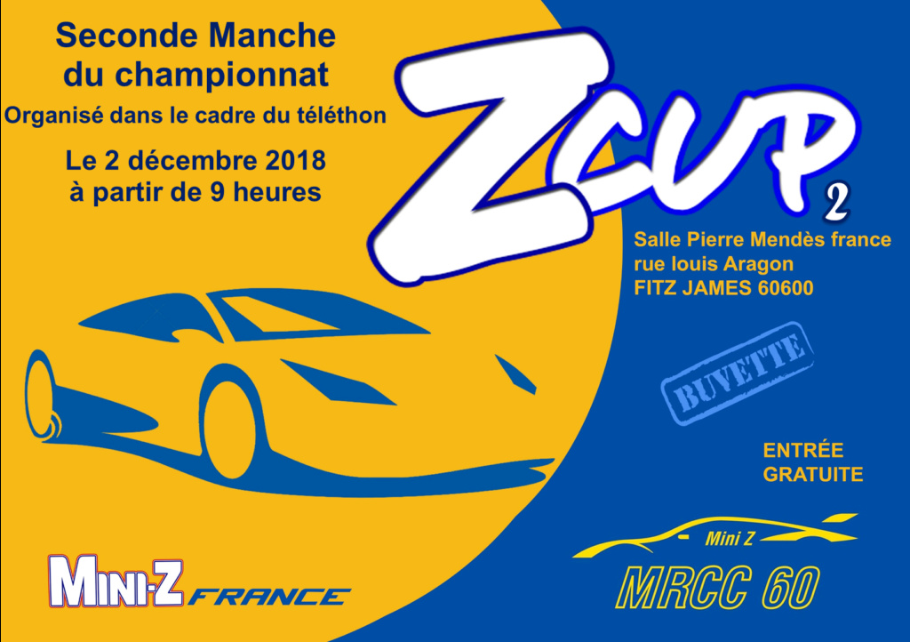 Seconde manche ZCup2 Manche10