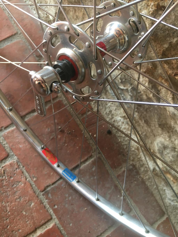 Mercier rose Gold, mon premier vélo 10010