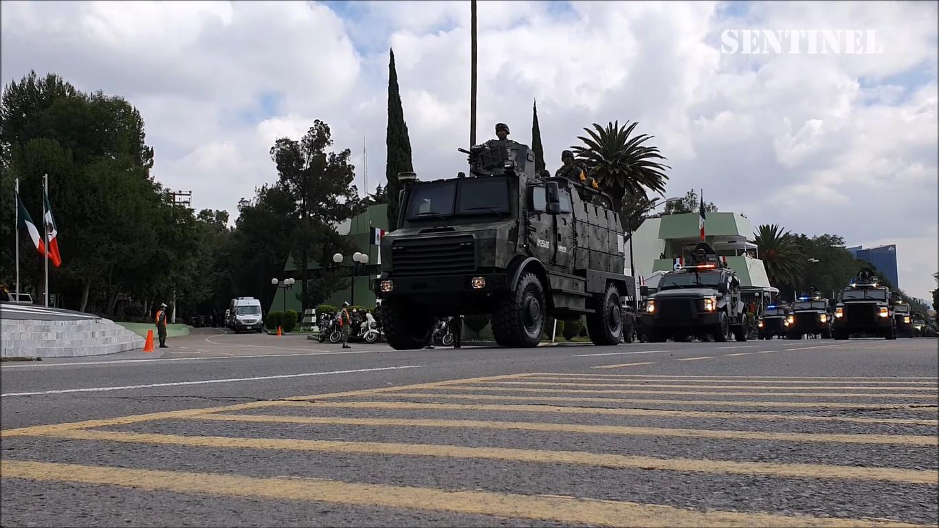 Pase de Revista Desfile Militar 2021 Cimarr10