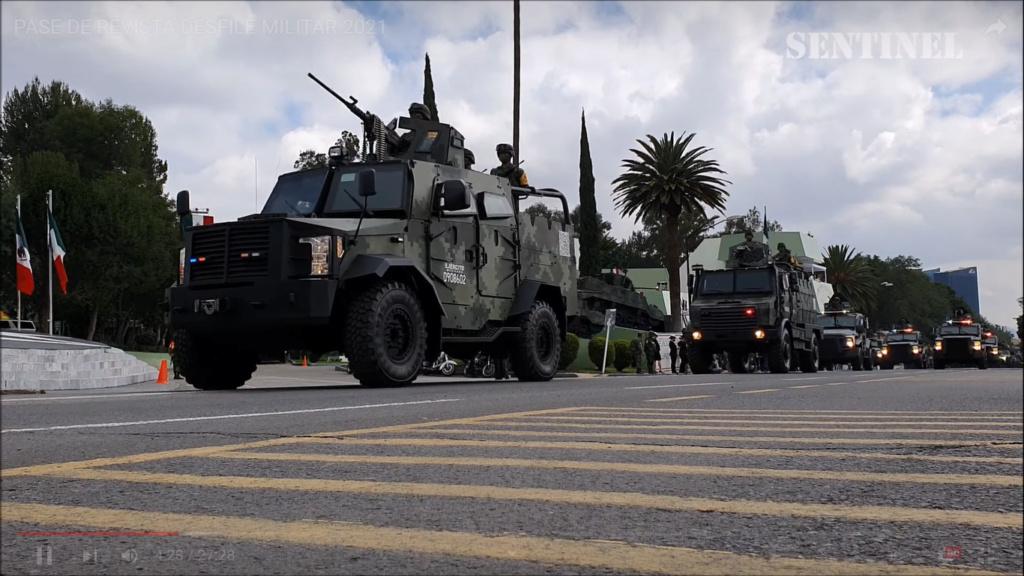 Pase de Revista Desfile Militar 2021 Kitam_10