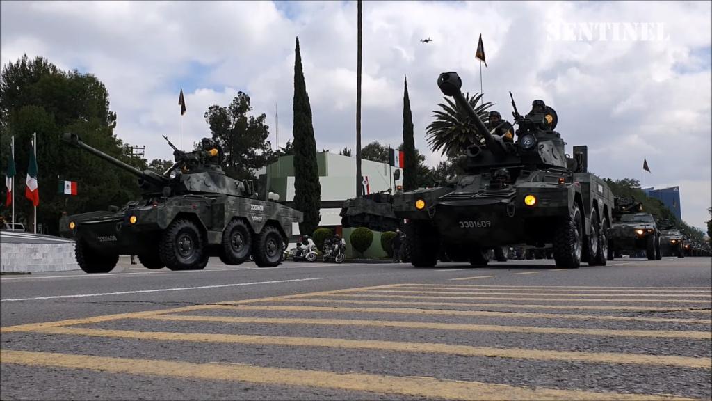 Pase de Revista Desfile Militar 2021 Panhar10