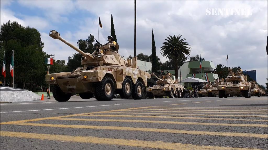Pase de Revista Desfile Militar 2021 Panhar11
