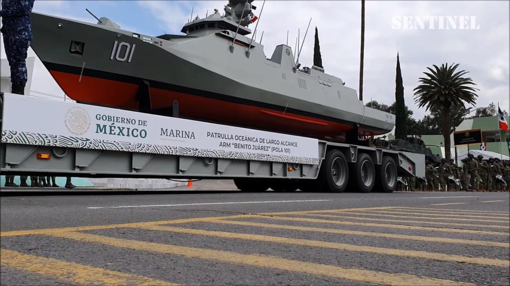Pase de Revista Desfile Militar 2021 Pola_110