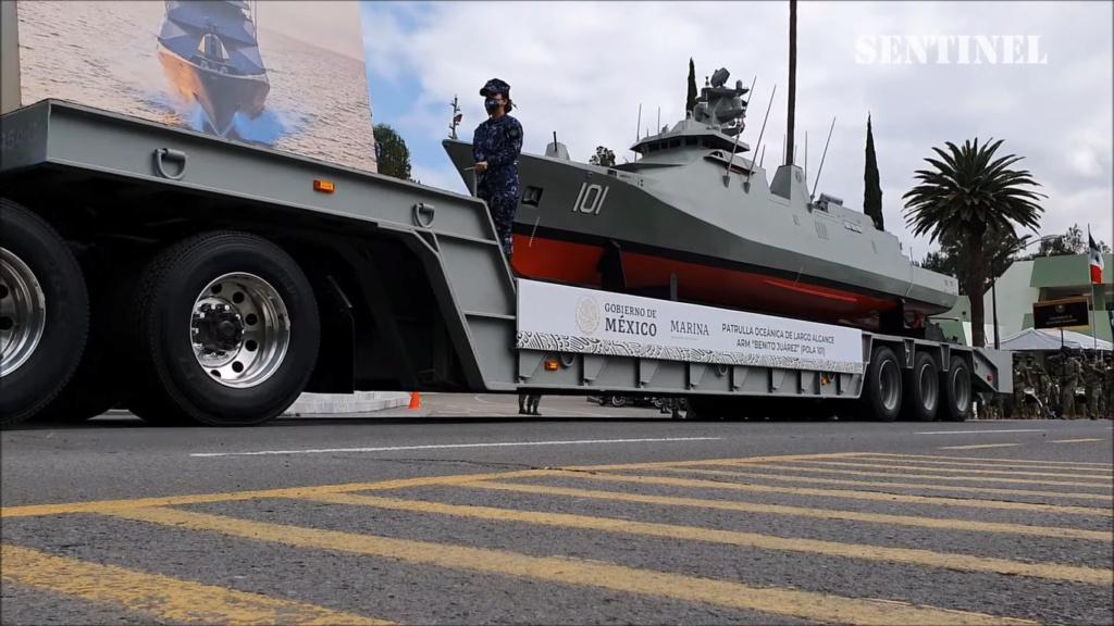 Pase de Revista Desfile Militar 2021 Pola_111