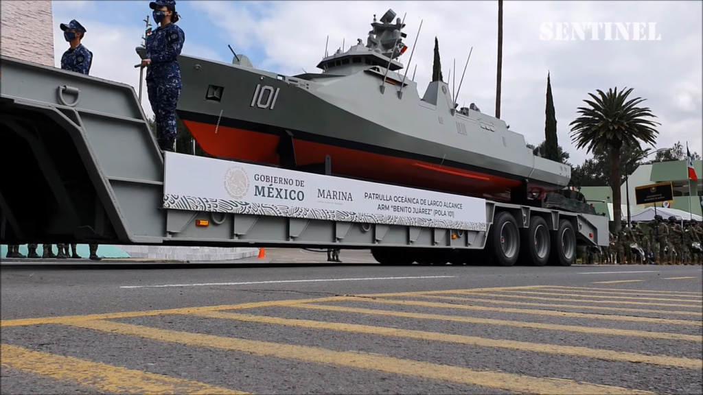 Pase de Revista Desfile Militar 2021 Pola_112