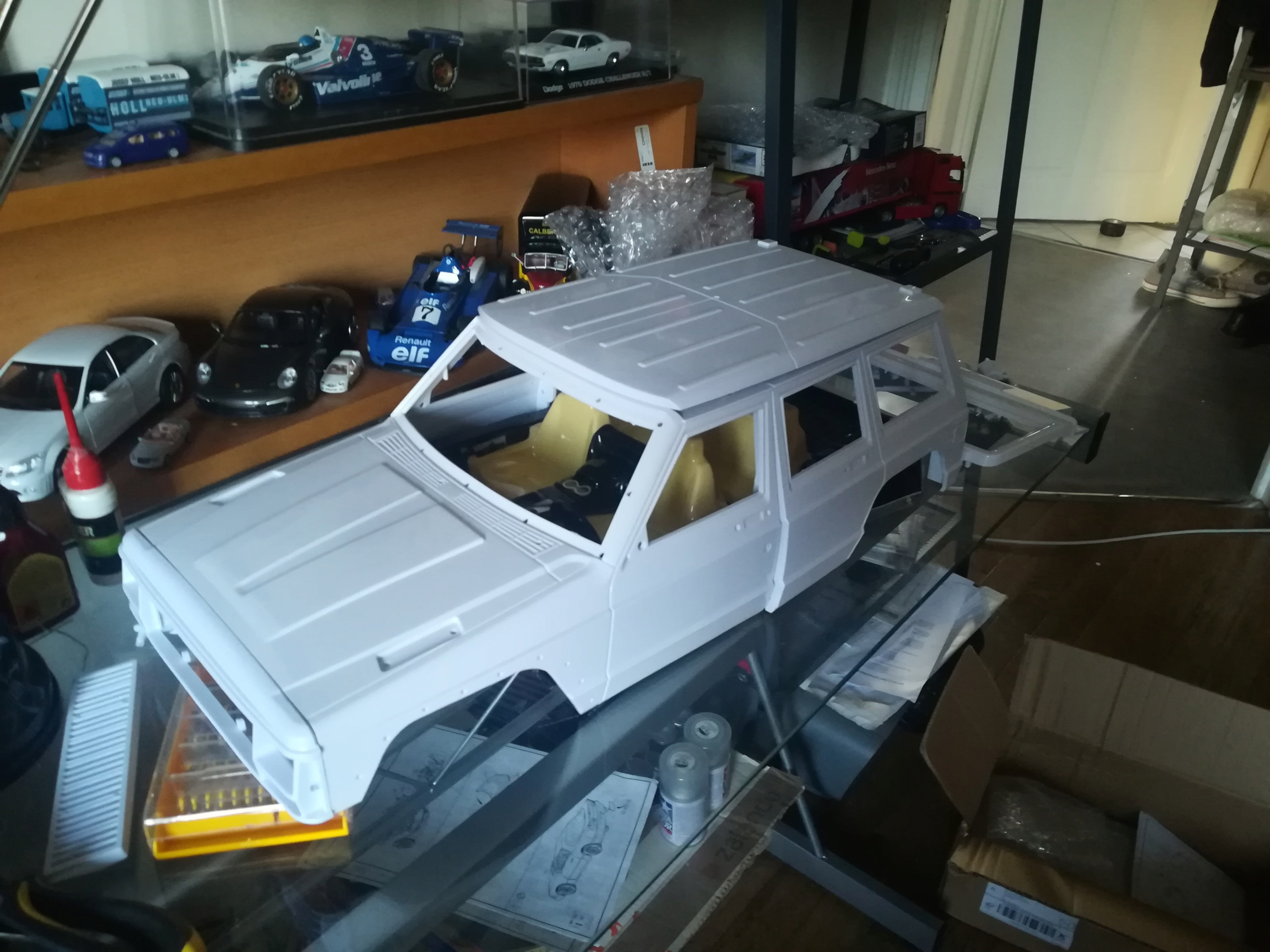 Mon TRX4 sur carrosserie Jeep Cherokee XJ 90's Img_2021