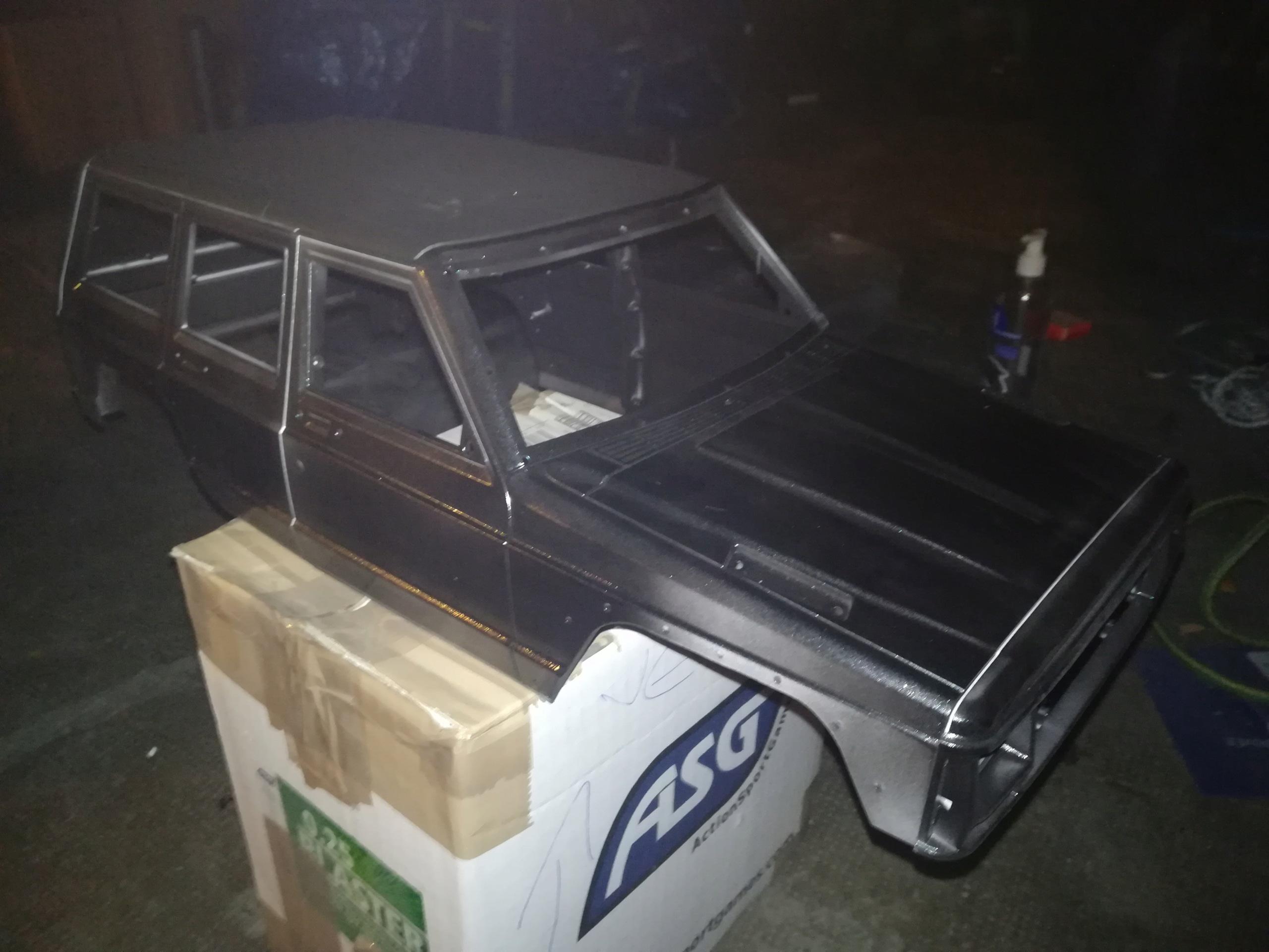 Mon TRX4 sur carrosserie Jeep Cherokee XJ 90's Img_2036