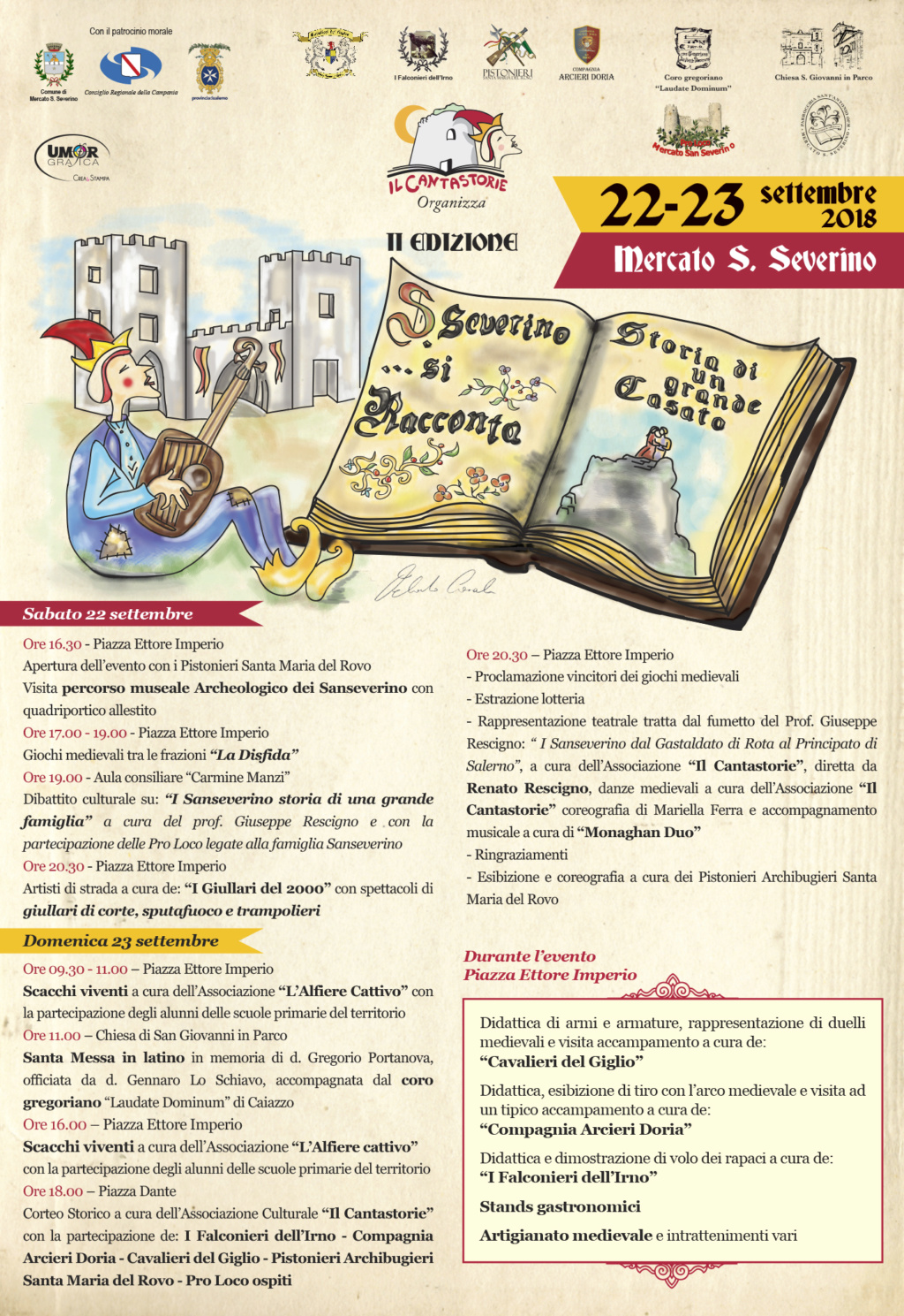 S. Severino si racconta...Storia di un grande casato Locand10